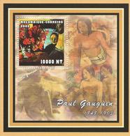 Mozambico 2002, BF Gauguin - Mozambico