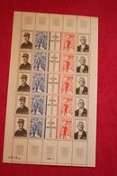 Hommage Au Général De Gaulle - - Full Sheets