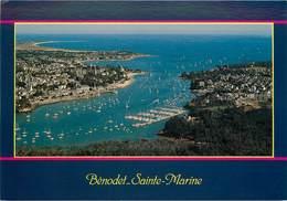 Dép 29 - Benodet - Ste Marine - Combrit Sainte Marine - A L'estuaire De L'Odet - Le Letty - La Pointe De Mousterlin - Combrit Ste-Marine