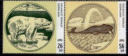 Greenland - 2019 - Old Greenlandic Banknotes, Part III - Mint Stamp Set - Greenland