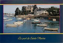 Dép 29 - Ste Marine - Combrit Sainte Marine - A L'estuaire De L'Odet - La Cale - Moderne Grand Format - Bon état - Combrit Ste-Marine