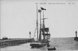 """FECAMP: Départ Pour Terre Neuve Du """"FRANCE RUSSIE"""" - Fécamp"""