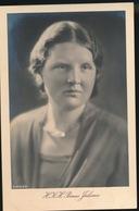 H.K.H. PRINSES JULIANA     FOTOKAART - Koninklijke Families