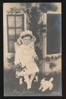 PRINSES JULIANA     FOTOKAART - Koninklijke Families