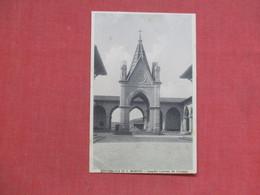 San Marino  Cappella Centrale Del Cimitero  Ref 3517 - San Marino