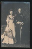 PRINS EN PRINSES   FOTOKAART - Koninklijke Families