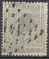 Nr.  17 : Ardoye - 1865-1866 Profil Gauche