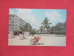Nassau In The  Bahamas   Has Stamp & Cancel     Ref 3517 - Bahamas