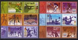 Yugoslavia,SOG-Atlanta '96 1996.,stamp-vignette,MNH - Ongebruikt