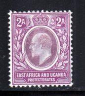 Afrique Orientale 1904 Yvert  110 * B Charniere(s) - Kenya, Uganda & Tanganyika