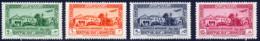 Grand Liban PA 1938 Yvert 75 / 78 ** TB Bord De Feuille - Gross-Libanon (1924-1945)