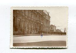 Photo Originale REIMS  Format : 86*63 Mm  Visite Général Eisenhower 1945  A    VOIR  !!! - Lieux