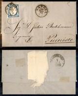 Antichi Stati Italiani - Napoli - 2 Grana (20) Su Lettera Per S. Gennaro Del 30.11.61 - Stamps