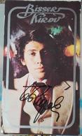 1981 / 1982 - Bisser Kirov - Bulgarian Pop Singer - Calendari