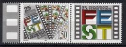 Yugoslavia,25th FEST 1997.,stamp-vignette,MNH - 1992-2003 Sozialistische Republik Jugoslawien