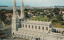 Church Of The Carmelite Fathers Dedicated To Our Lady Of Mount Carmel, Magnificent View Of Panama City - Panama