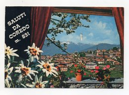 Coredo (Trento) - Saluti Da - Viaggiata - (FDC16311) - Trento