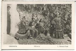 GRANADA GITANOS SIN ESCRIBIR - Granada