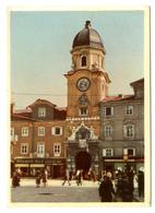Rijeka Old Unused Postcard B190720 - Croatia