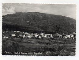 Cavareno (Trento) - Panorama - Viaggiata Nel 1956 - (FDC16312) - Trento