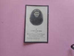 D.P.-MARIE-URSULE CATTEAU°HALLUN 30-11-1845+MENIN15-10-1910 - Religión & Esoterismo