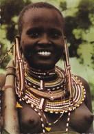 AFRIQUE DE L'EST   FEMME MASAÏ (dil41) - Kenya