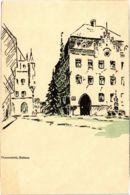 CPA AK Donauworth Rahaus GERMANY (876310) - Donauwoerth