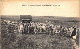 CARTE POSTALE Ancienne  De MARBOTTE - Souvenirs Des Exhumations, Mai & Juin 1921 - Frankrijk