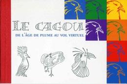 "CARNET** De 2003 De 2 X 10  TIMBRES ""Centenaire Di 1er Cagou & Le Cagou Gris, Gaufrage Au Nickel"" - Markenheftchen"