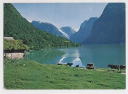 AI78 Nordfjord, Norway, Loenvann - Norway