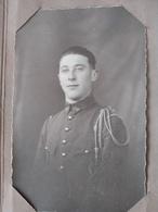 Photo Militaire Du 110 ème RI De Dunkerque. Photo Cayez - 1914-18