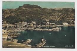 AI79 Puerto Soller, Mallorca, Detalle Del Puerto - Mallorca