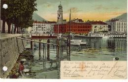 TRENTO RIVA SUL GARDA COL PORTO - FORATA - Trento