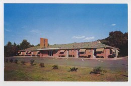 AI80 Atlantic Motel, Wethersfield, Conn - Hotels & Restaurants