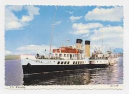 AI80 Scottish Ferry - P.S. Waverley - Ferries