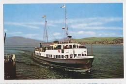AI80 Scottish Ferry - M.V. Maid Of Skelmorlie - Ferries