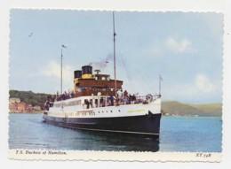 AI80 Scottish Ferry - T.S. Duchess Of Hamilton - Ferries