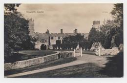AI87 Naworth Castle - RPPC - Cumberland/ Westmorland