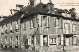 BRETTEVILLE SUR LAIZE - Hotel De Ville Et Gendarmerie - France