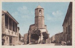 Léran (09) - Le Clocher - France