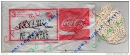 Coca-Cola - Sachet De 3 Ficelles Pour Remplacer La Ficelle De Votre Roll'In (yoyo) - Giocattoli