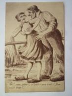 HUMOUR Illustrateur  Griff - Ah!..non, Alors!. J'Sais C'que C'est!..Yen Cuit Trop!...-jui2019-73 - Griff