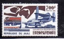 MALI 1981 EUROPAFRICA EUROPAFRIQUE 700f MNH - Mali (1959-...)