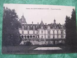 TRES RARE - CHATEAU DE LA ROCHEBEAUCOURT - FACADE SUD ET EST - - Frankreich
