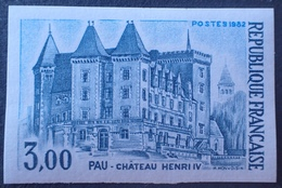 DF40266/342 - 1982 - CHÂTEAU De PAU - N°2195a NEUF** ND - Frankrijk