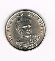 // CHILI  1 ESCUDO 1971 - Chile