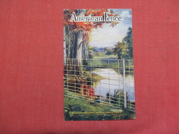 American Fence   Ref 3518 - Pubblicitari