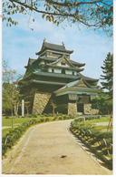 °°° 13459 - JAPAN - NATIONAL TREASURE MATSUE - 1968 With Stamps °°° - Altri