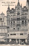 Hotel Petit Rouge Blankenberge Blankenberghe - Blankenberge