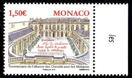 Monaco 2999 Matignon - Geschiedenis